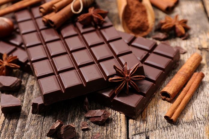 Gorzka czekolada - męskie zdrowie