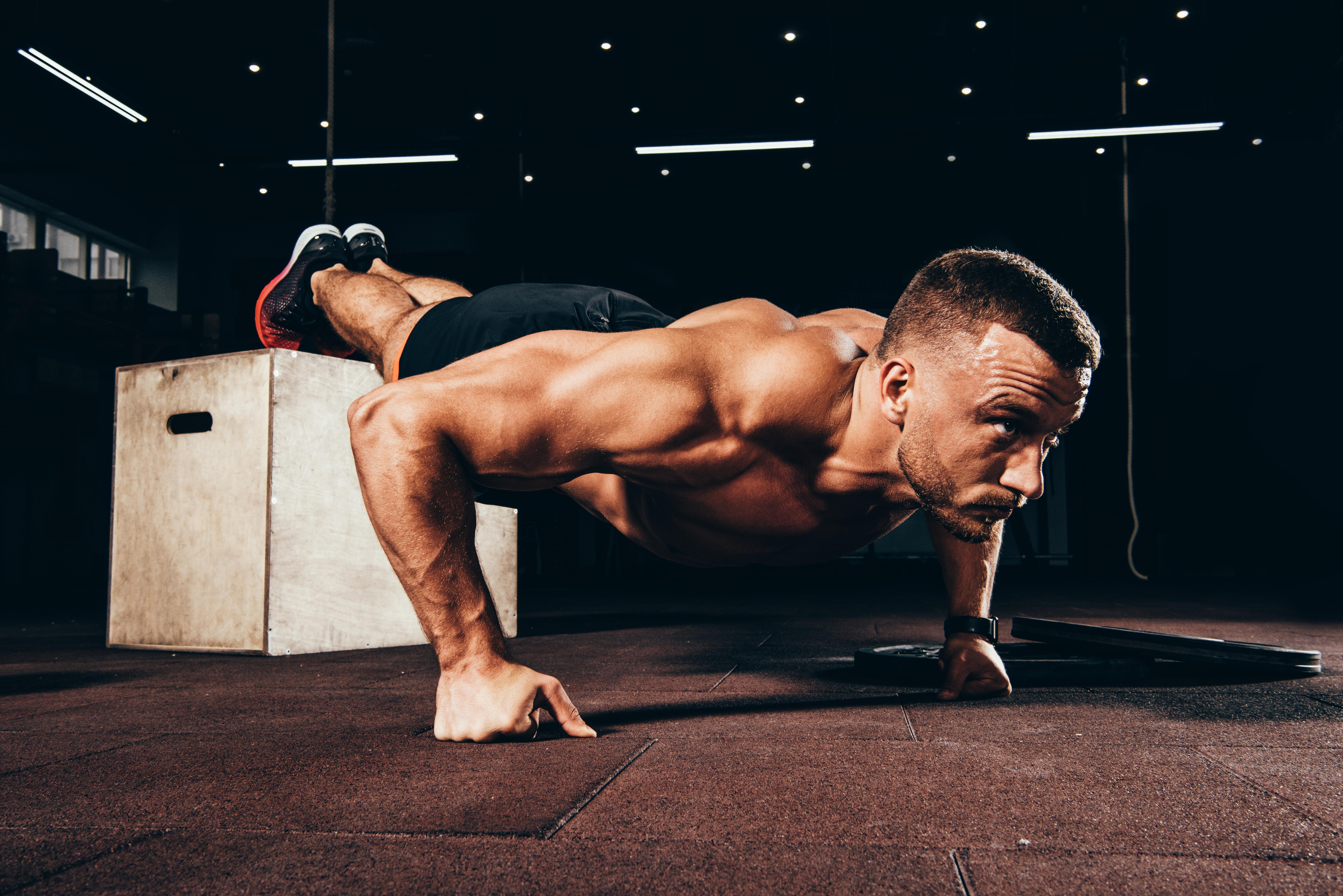 Trening wdomu czy wklubie fitness?