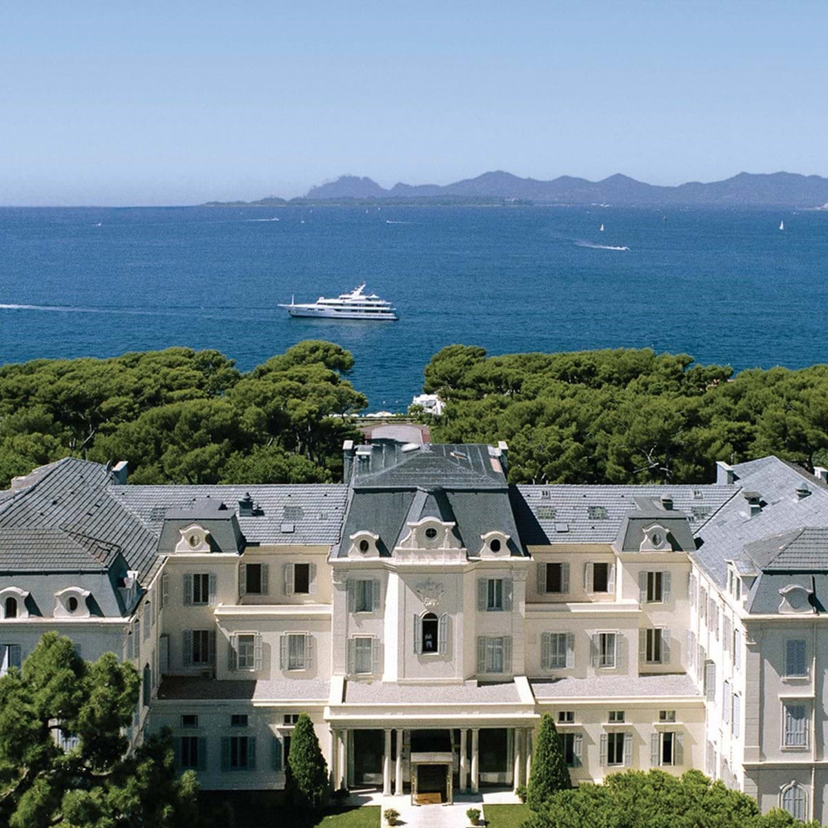 hotele Lazurowego Wybrzeża