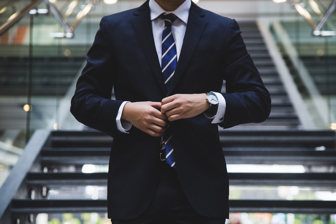 garnitur dla prawnika