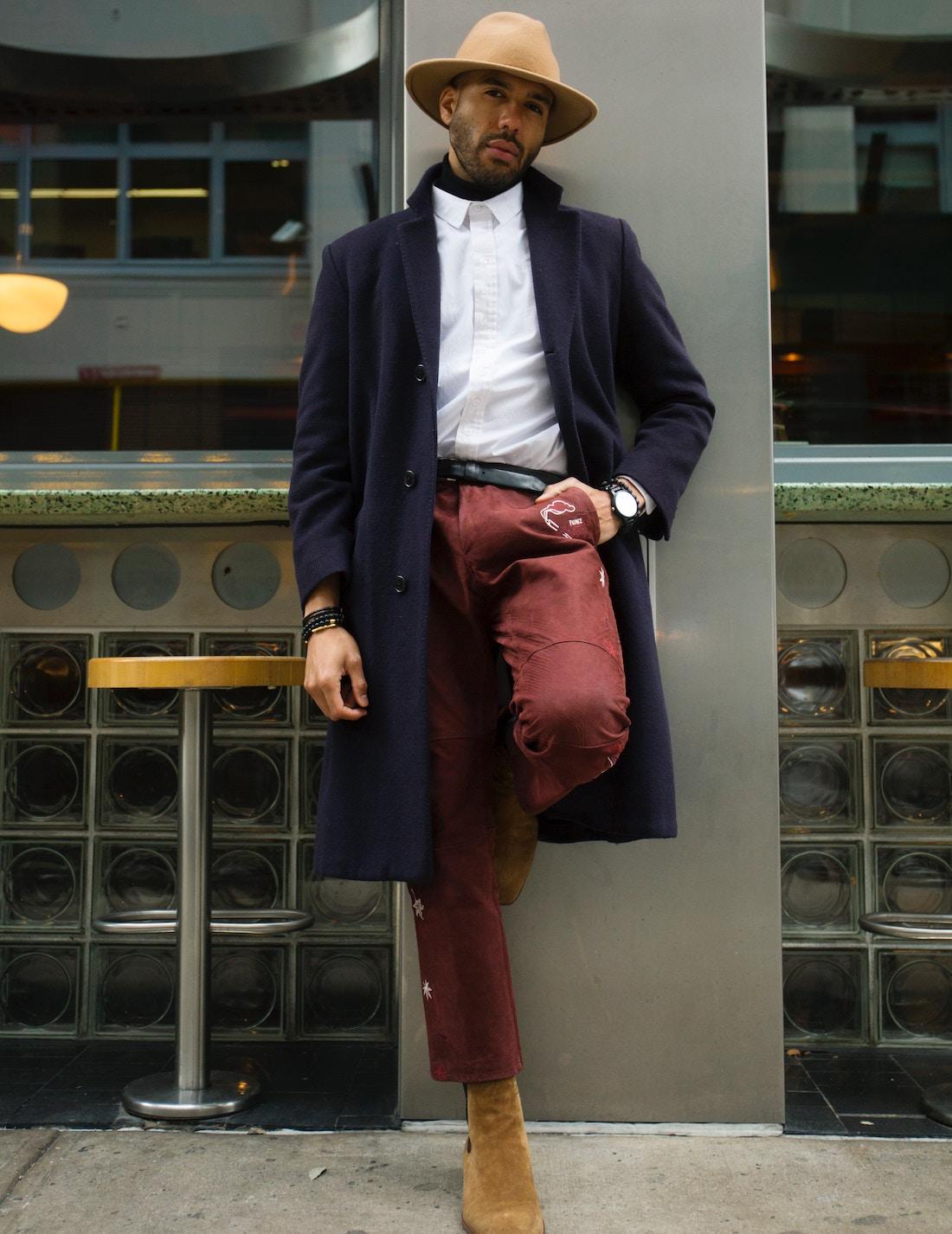 Dwurzędówki rządzą modą męską w 2019