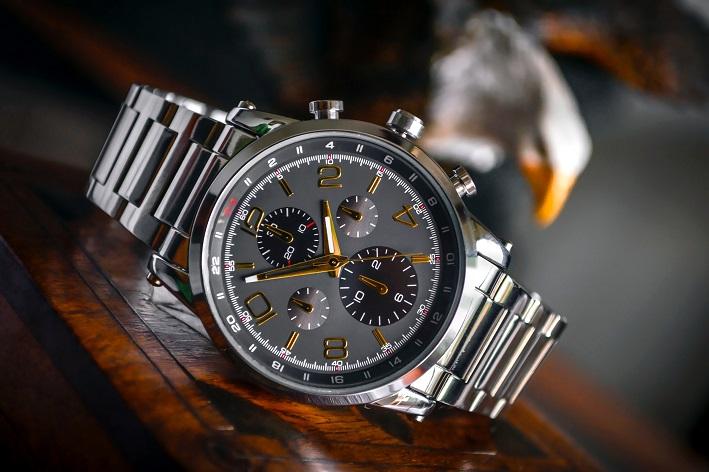 Zegarek – męska biżuteria