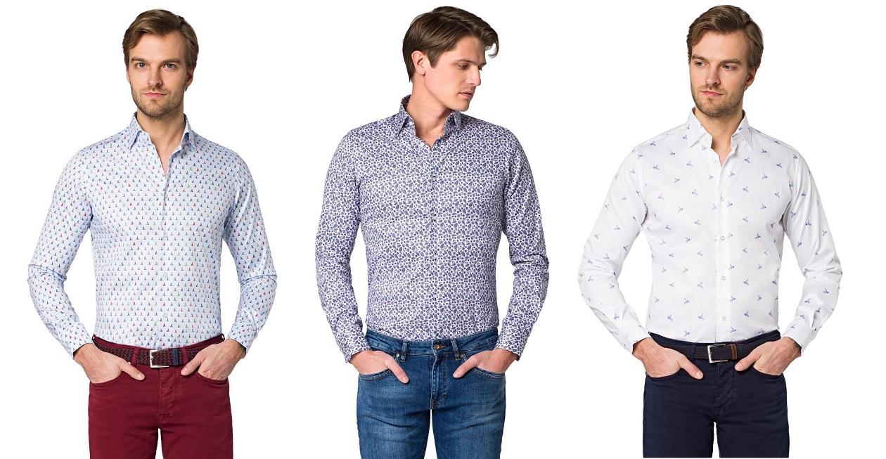 Koszule męskie, które musisz mieć w swojej szafie tej wiosny