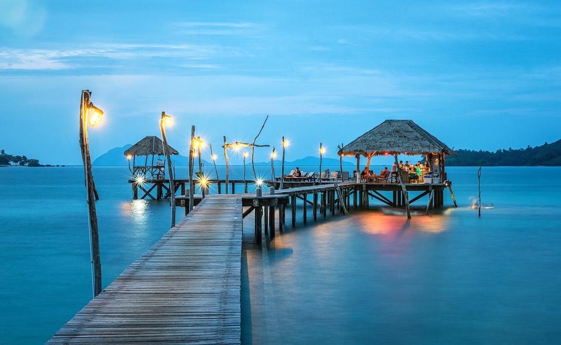 Luksusowe wakacje na wyspie. Gdzie pojechać?