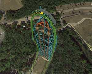 Największe rollercoastery na świecie