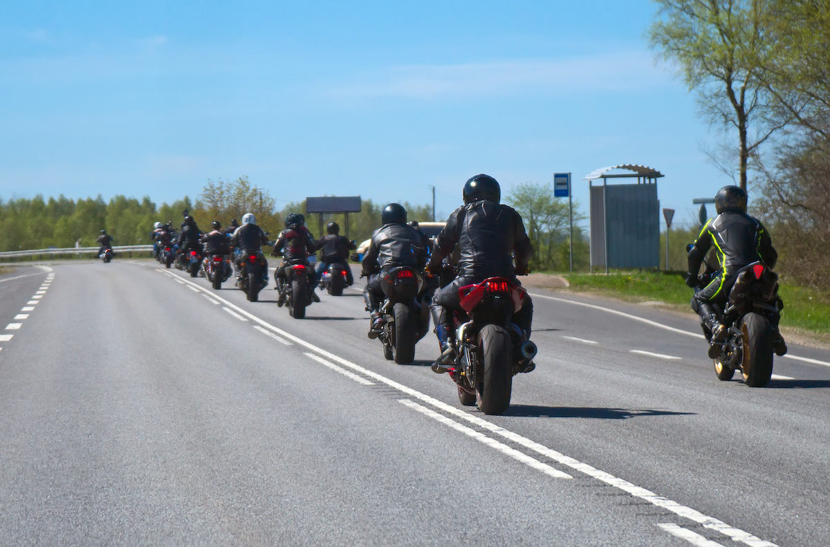 Motocyklowy potop szwedzki – podróżuj motocyklem po Szwecji!
