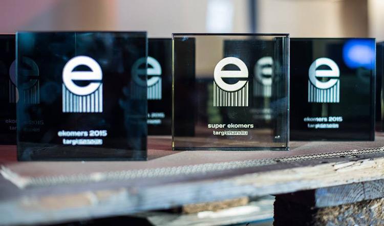 Ekomersy - nagrody dla branży e-commerce