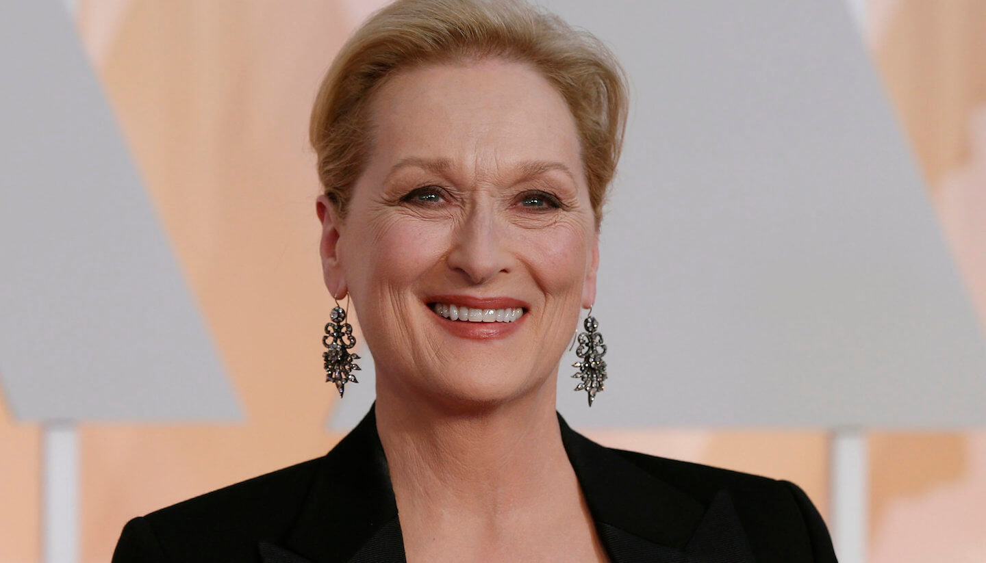 Meryl Streep. Żelazna dama Hollywood