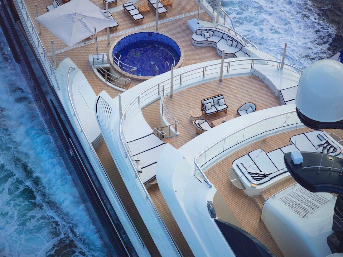 Jachty motorowe – luksus na wodzie!