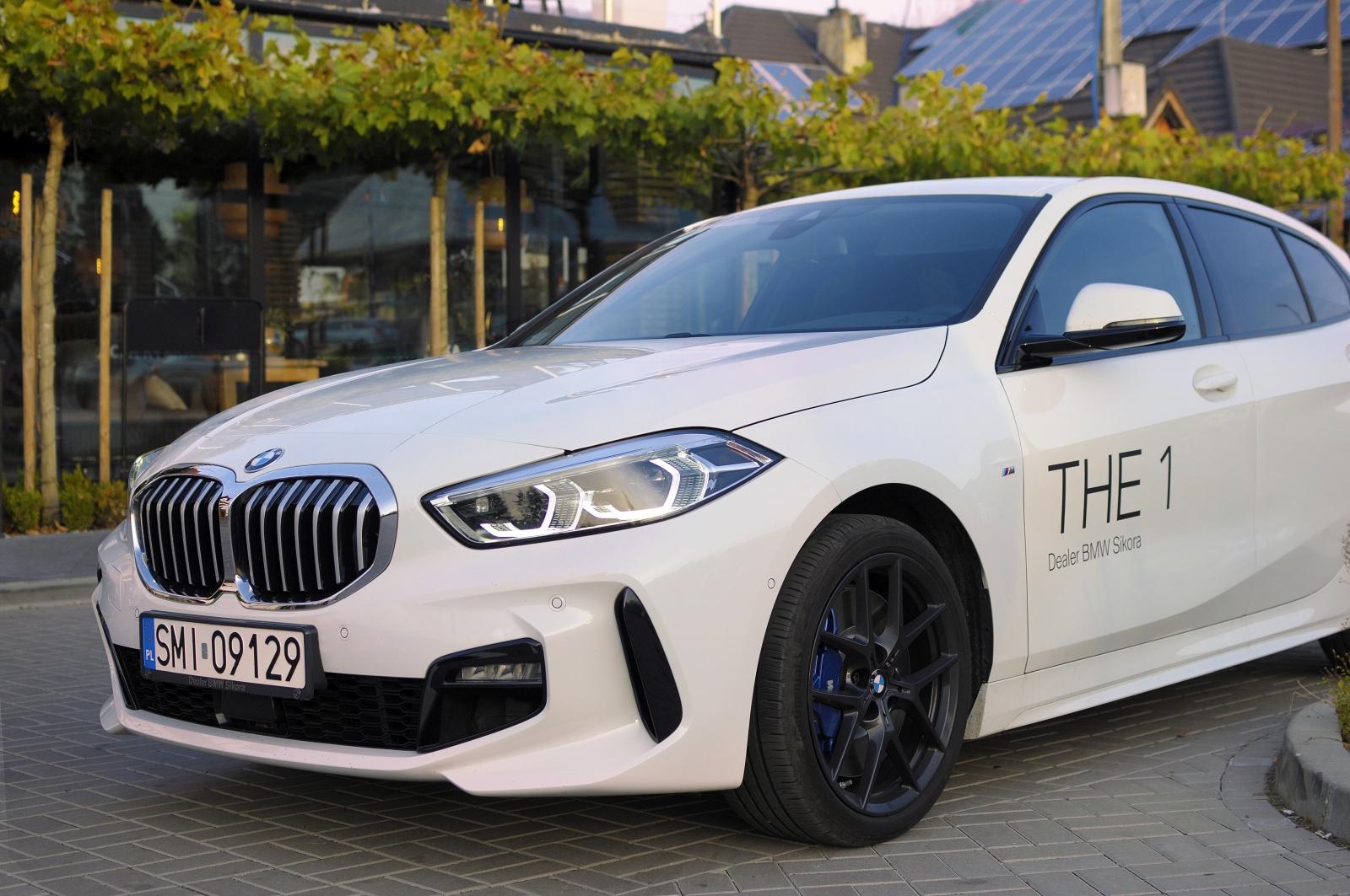 My name is THE 1 – piękny, sportowy kompakt od BMW
