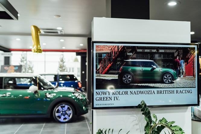 Premiera pierwszego elektrycznego samochodu MINI oraz pierwsze urodziny salonu MINI Sikora