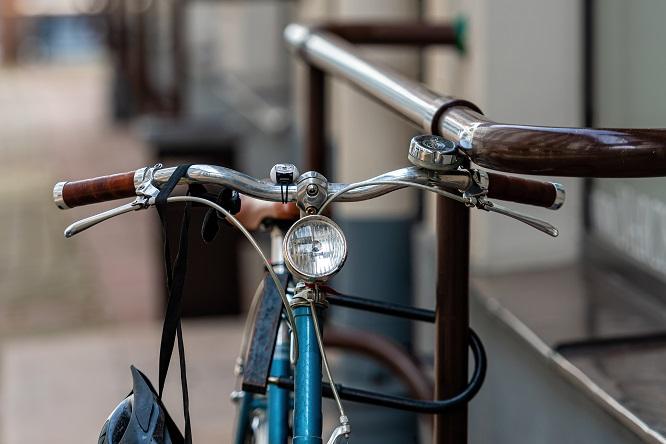 Rower dla prawdziwych mężczyzn. Ostre koło!