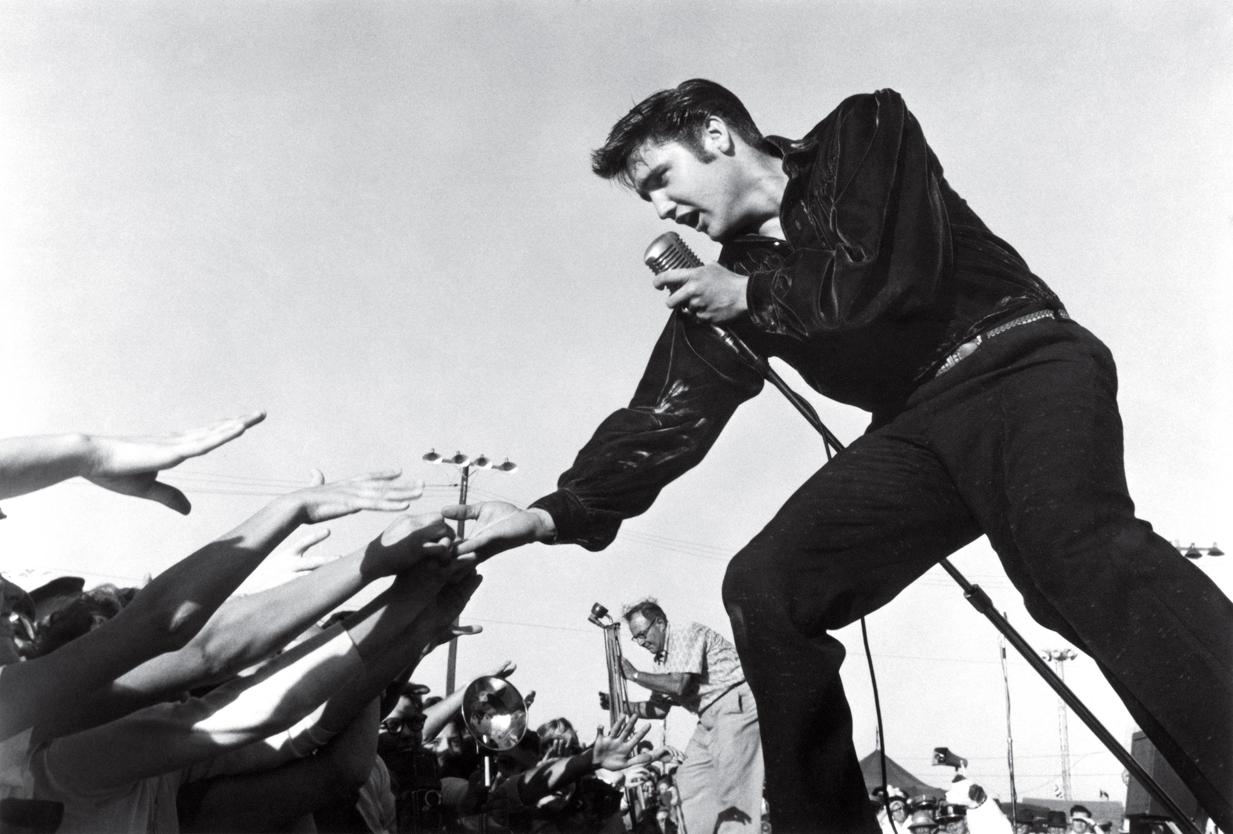 Elvis Presley: Kierowca ciężarówki człowiekiem instytucją