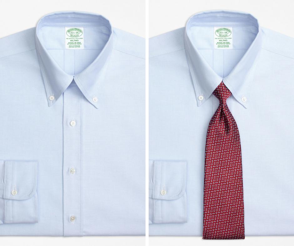 Koszula typu Button down – ikona męskiego stylu