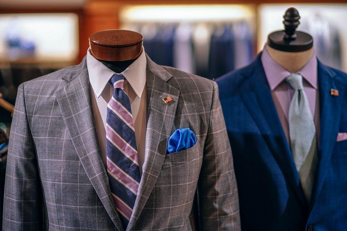 Idealny garnitur w pięciu krokach