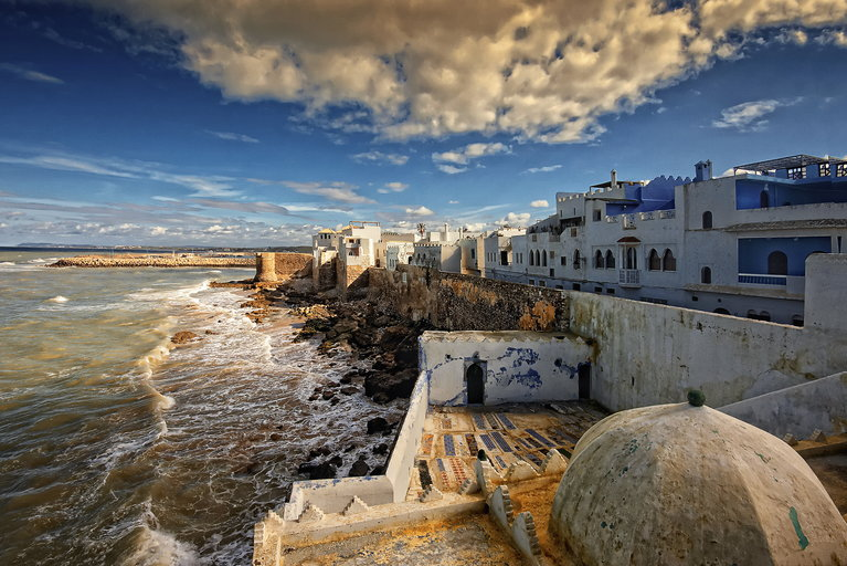 Malownicze Królestwo Maroka. Urokliwe i piękne, niezmiennie zachwyca