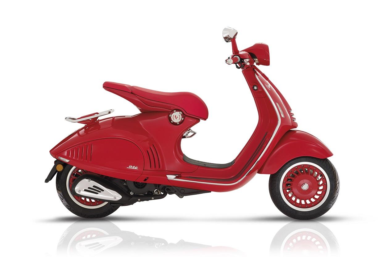 Kultowy skuter rodem z Włoch