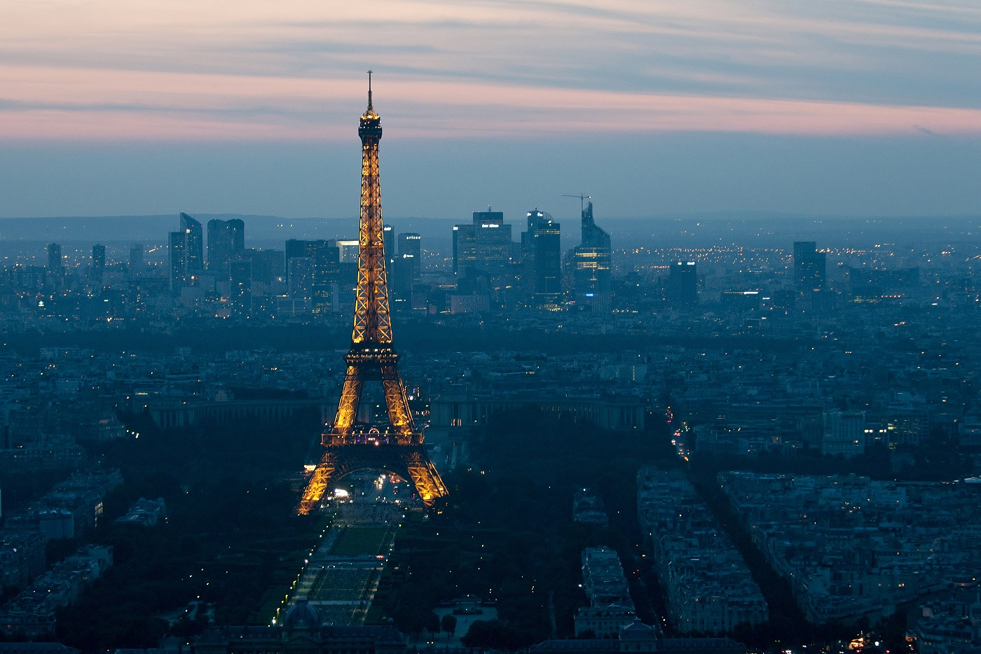 Romantyczna i apolińska Francja