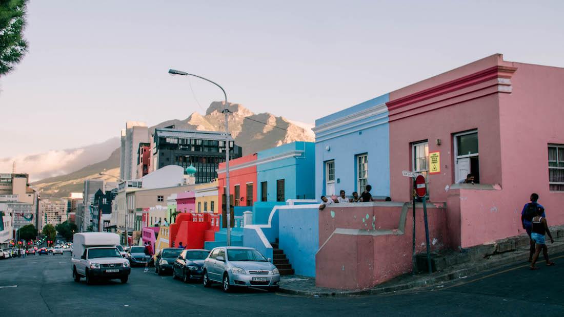 Muzułmańska dzielnica Cape Town