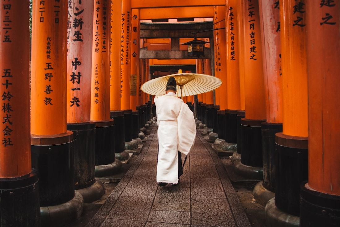 Japonia – wizyta wkraju kwitnącej wiśni