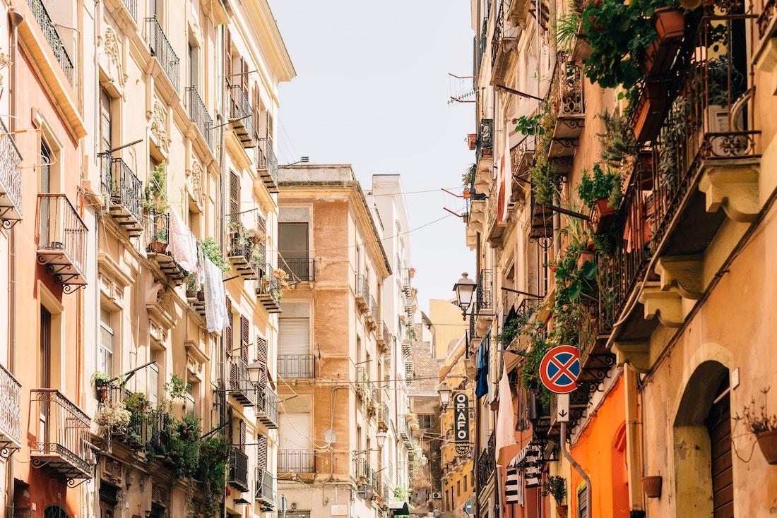Sardynia Włochy