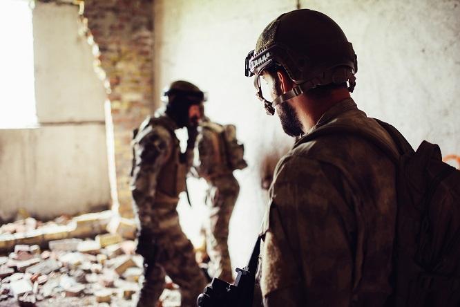 reportaże wojenne
