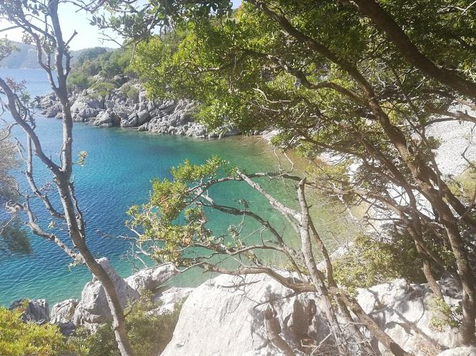 Wyspy Jońskie - Meganisi